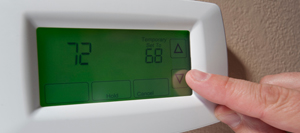 programmable thermostat for you to lower your energy cost
